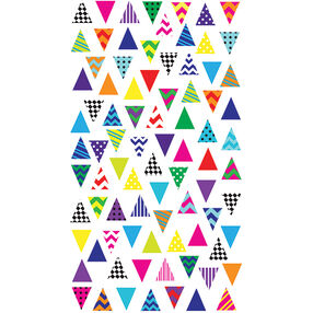 Trendy Triangle Stickers_52-00251