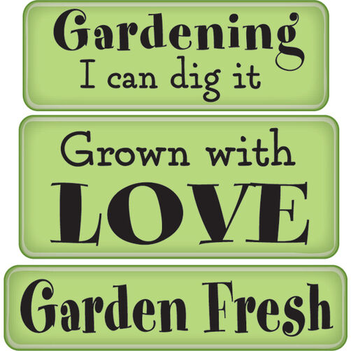 Garden Fresh Expressions Mini Cling Stamps_60-60231