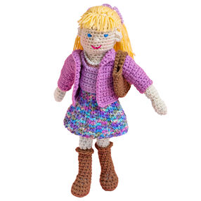 Crochet Lovely Lucy Doll
