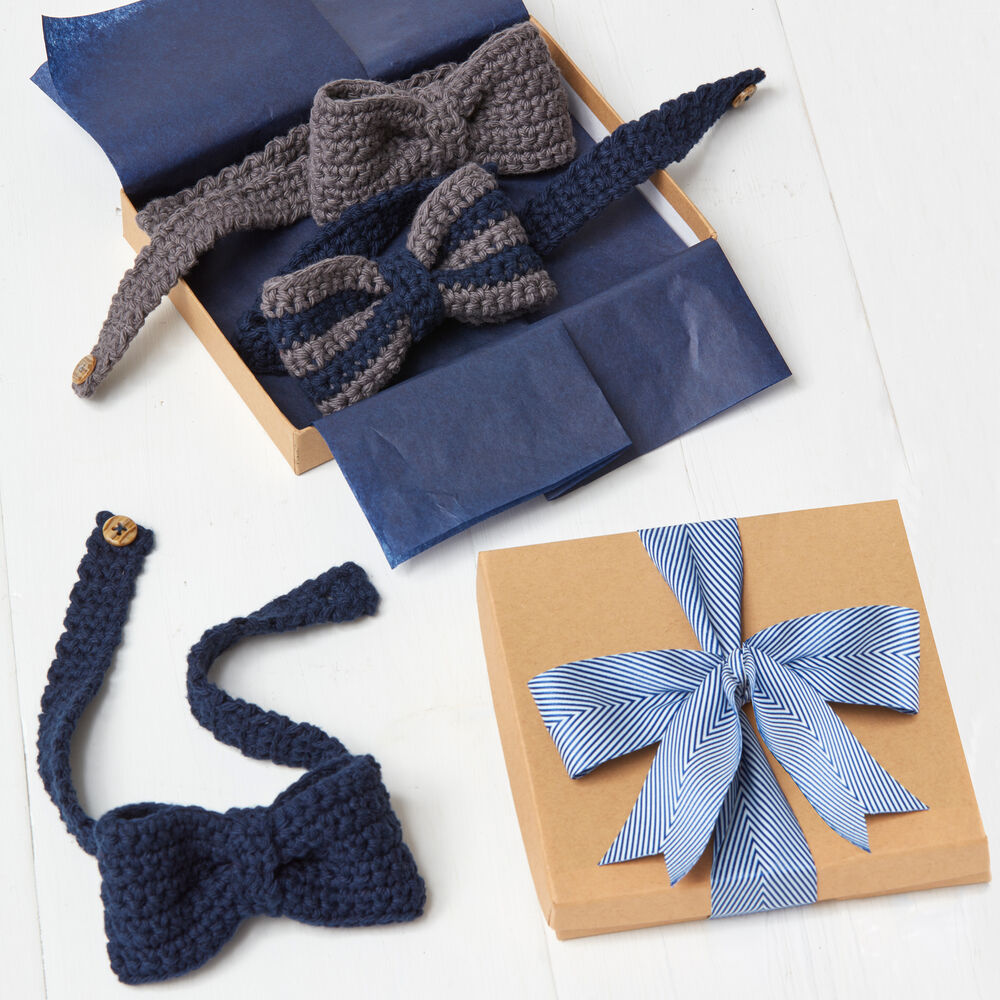 Crochet Bow Tie Boye And Simplicity