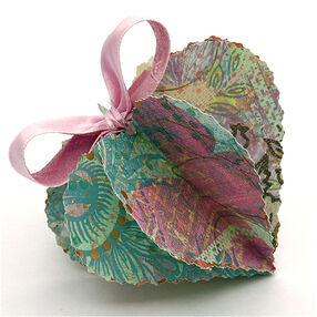 Dimensional Paper Heart
