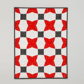 Maltese Cross Lap Quilt