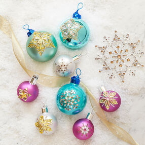Bling Ornaments