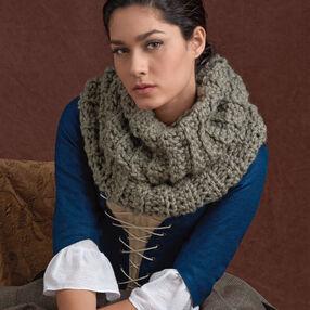 Highlander Crochet Cowl