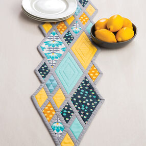 Diamond Table Runner