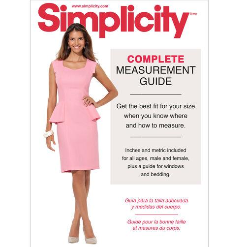 Simplicity Complete Measurement Guide