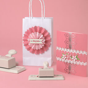 Rosette Bag and Card