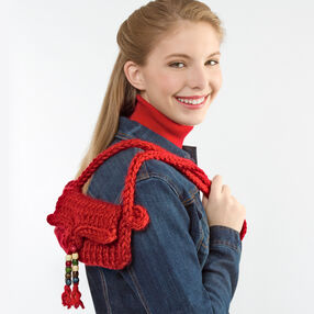 Go Anywhere Knit Shoulder Bag