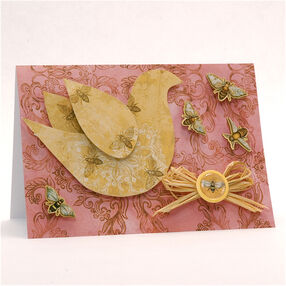 Birds and Bees Birthday Card
