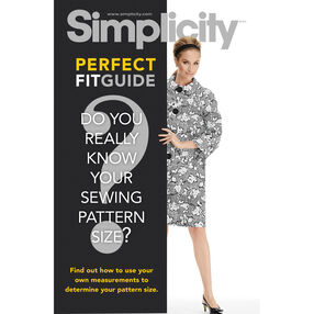 Simplicity Sewing Pattern Fit Guide