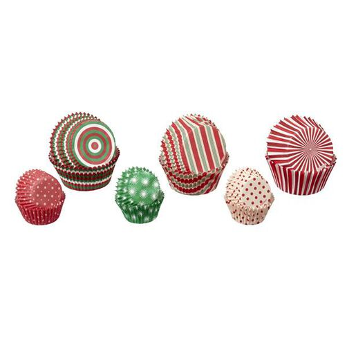 Christmas Multipack Baking Cups