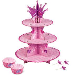 Princess Cupcake Stand Kit