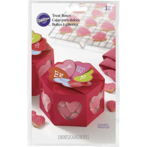 Valentine's Day Treat Boxes