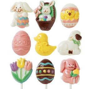 Hoppy Easter Lollipop Mold