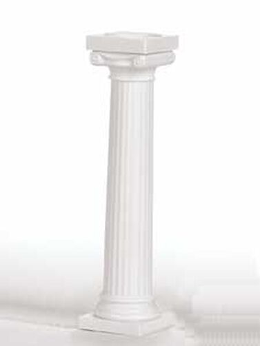 5 in. Grecian Pillars