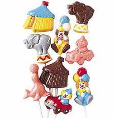 Circus Circus Candy Mold