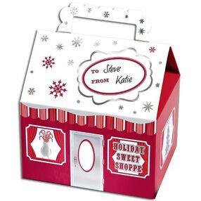 Holiday Tented House Gifting Kit