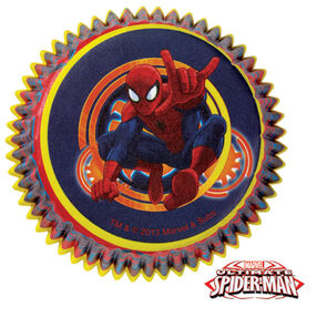 Spider-Man Ultimate Cupcake Liners