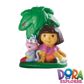 Dora the Explorer? Candle