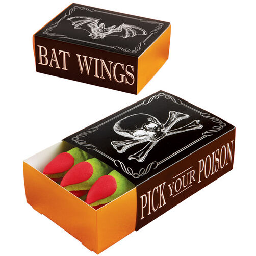 Pick your Poison Sliding Favor Boxes