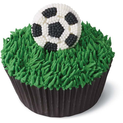 Soccer Ball Candy Decorations Wilton