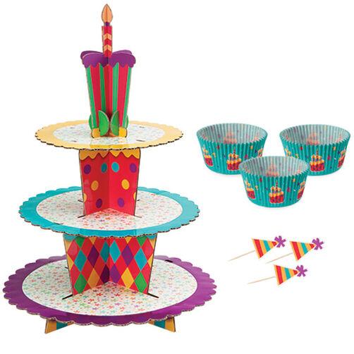 Celebration Cupcake Stand Kit