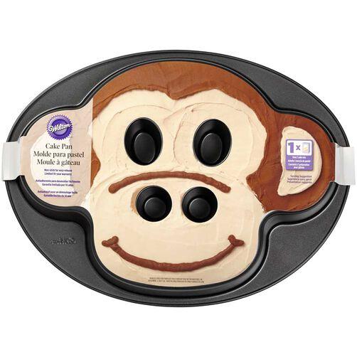 Wilton Cake Pans - Monkey Cake Pan