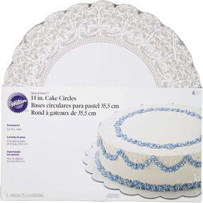 14 Inch Show 'N Serve Cake Board