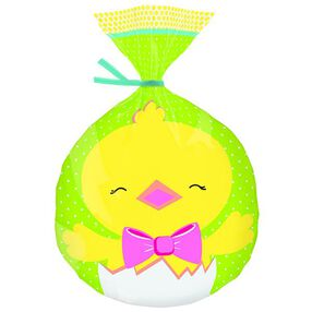 Wilton Happy Chick Easter Hop and Tweet Shaped Party Bag