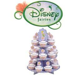 Disney Fairies Cupscapes Cupcake Stand Kit
