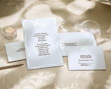 Doves Wedding Invitation Kit