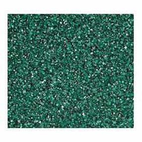 Dark Green Colored Sugar 14 oz. Tub