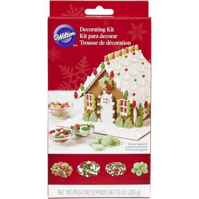 Gingerbread Candy Decorating Kit