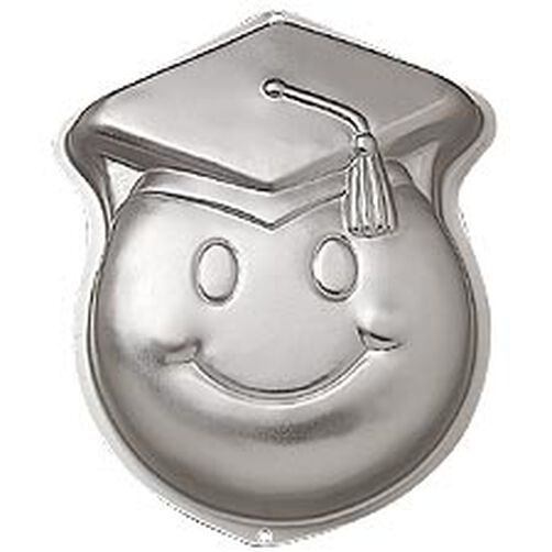 Smiley Grad Pan