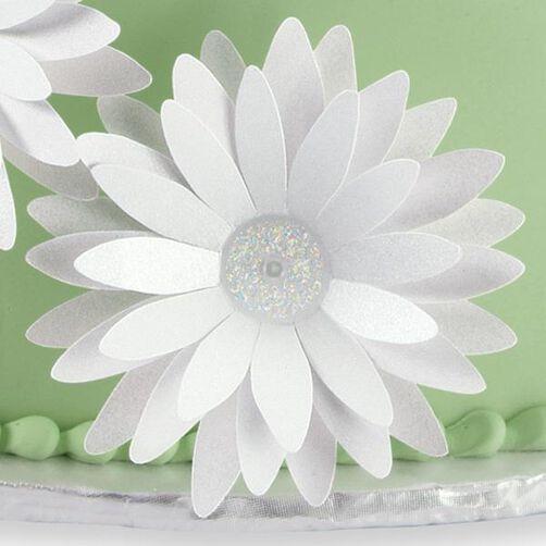 Daisy Cake Pick