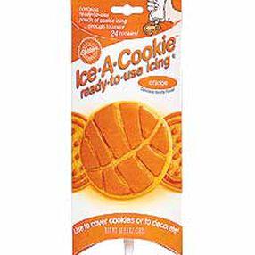Orange Ice-A-Cookie