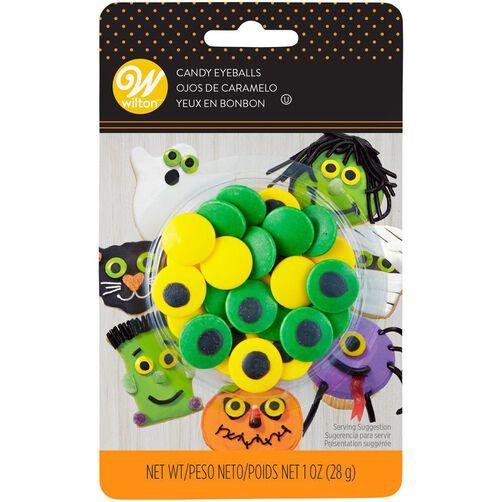 Large Spooky Candy Eyeballs