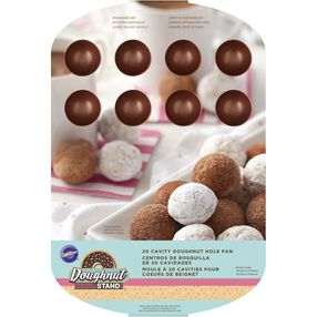 Donut Stand 20 Cavity Donut Hole Pan