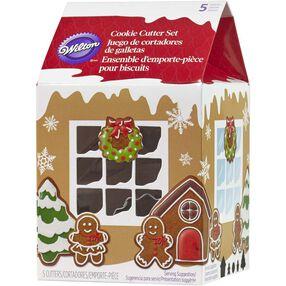 Wilton Gingerbread Cookie Cutter Set