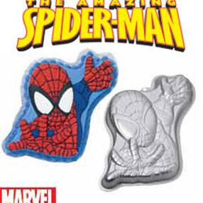 Spider-Man Cake Pan