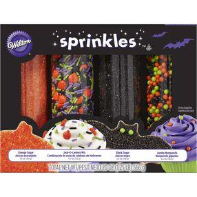 Halloween Mega Sprinkles Set