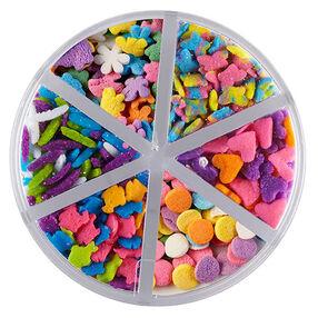 Flowerful Medley Sprinkles Set
