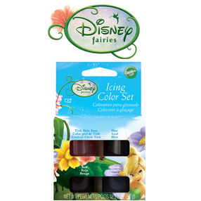 Disney Fairies Icing Color Set