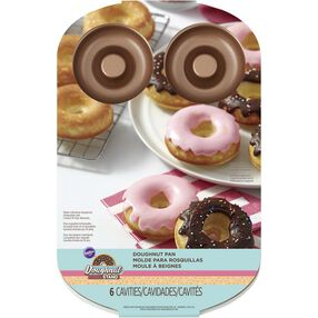 Donut Stand 6 Cavity Donut Pan