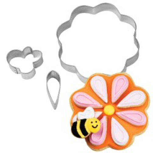 Flower Stackable! Cookie Cutter Set