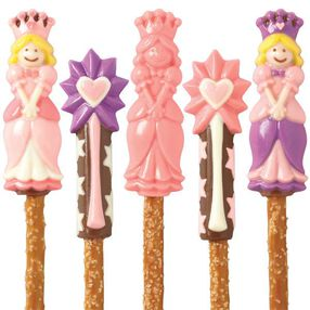 Princess Pretzel Molds