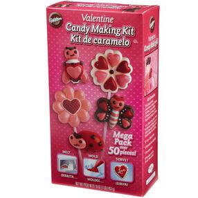 Valentine Candy Making Kit