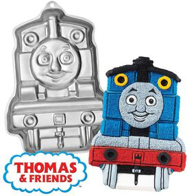 Thomas & Friends Cake Pan