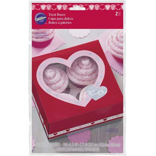 Heartfelt Cupcake Holder Box