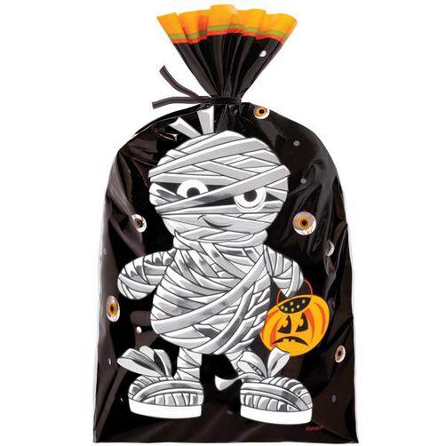 Mummy Metalic Treat Bags